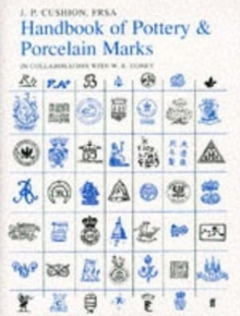 A Handbook of Pottery and Porcelain Marks, Hardback
