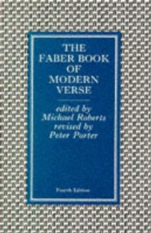 The Faber Book of Modern Verse, Paperback