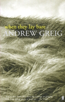 When They Lay Bare, Paperback