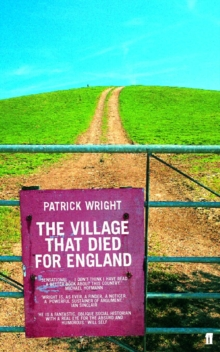 The Village That Died for England, Paperback
