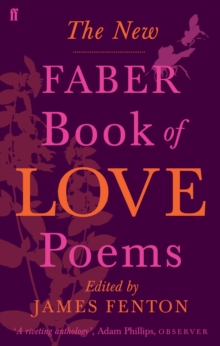 The New Faber Book of Love Poems, Paperback Book