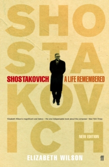 Shostakovich : A Life Remembered, Paperback