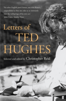 Letters of Ted Hughes, Paperback Book