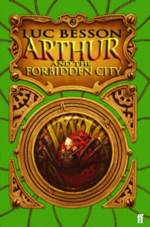 Arthur and the Forbidden City, Paperback