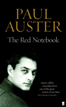 The Red Notebook : And Other Writings, Paperback