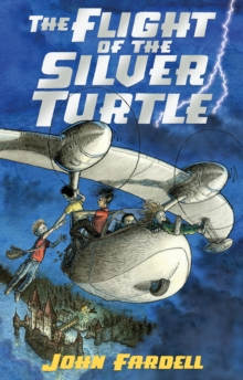 The Flight of the Silver Turtle, Paperback