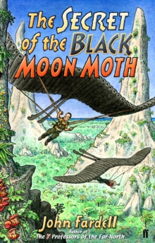 The Secret of the Black Moon Moth, Paperback