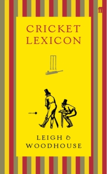 Cricket Lexicon, Hardback Book