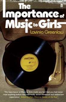 The Importance of Music to Girls, Paperback