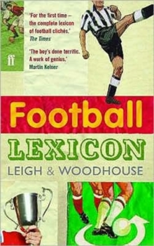 The Football Lexicon, Paperback