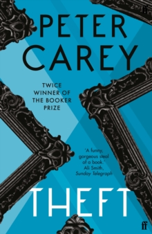 Theft : A Love Story, Paperback Book