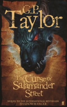 The Curse of Salamander Street, Paperback