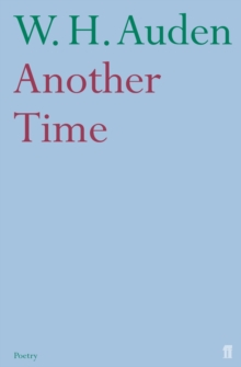 Another Time, Paperback