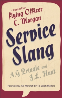 Service Slang : A First Selection, Hardback Book