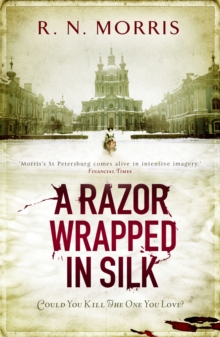 A Razor Wrapped in Silk, Paperback Book