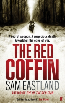 The Red Coffin, Paperback Book
