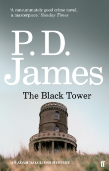 The Black Tower, Paperback Book