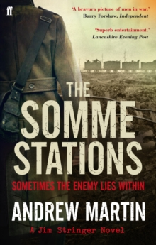 The Somme Stations, Paperback