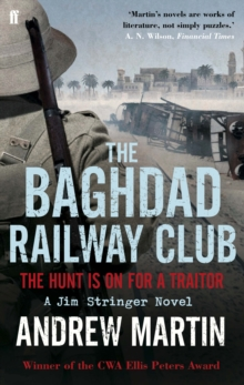 The Baghdad Railway Club, Paperback