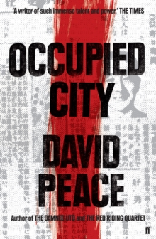 Occupied City, Hardback Book