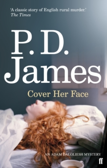 Cover Her Face, Paperback Book