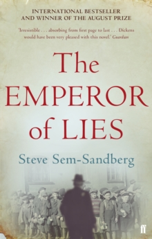 The Emperor of Lies, Paperback