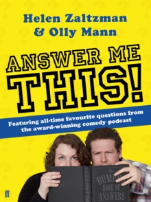 Answer Me This, Paperback