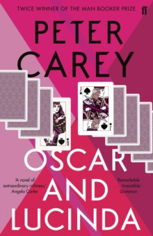Oscar and Lucinda, Paperback