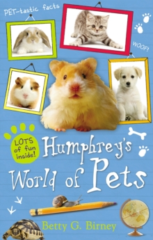 Humphrey's World of Pets, Hardback Book