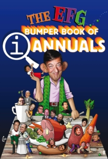 The EFG Bumper Book of QI Annuals, Paperback