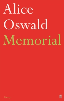 Memorial : An Excavation of the Iliad, Paperback