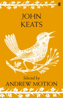 John Keats : Selected by Andrew Motion, Hardback