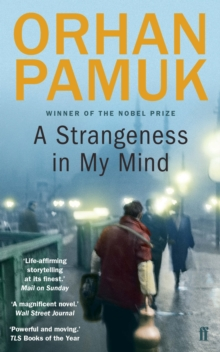A Strangeness in My Mind, Paperback