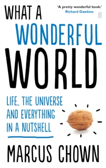 What a Wonderful World : Life, the Universe and Everything in a Nutshell, Paperback Book