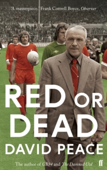 Red or Dead, Paperback