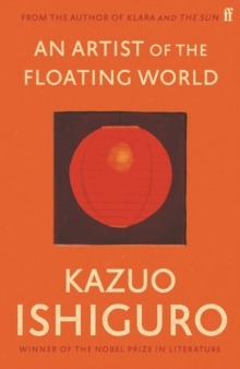 An Artist of the Floating World, Paperback