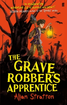 The Grave Robber's Apprentice, Paperback Book