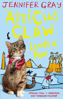 Atticus Claw Lends a Paw, Paperback