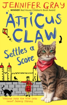 Atticus Claw Settles a Score, Paperback Book