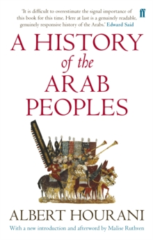 A History of the Arab Peoples, Paperback