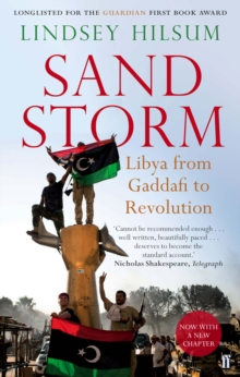 Sandstorm : Libya in the Time of Revolution, Paperback