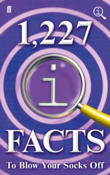 1,227 QI Facts to Blow Your Socks Off, Hardback
