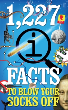 1,227 QI Facts to Blow Your Socks Off, Paperback
