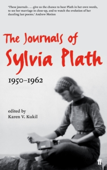 The Journals of Sylvia Plath, Paperback