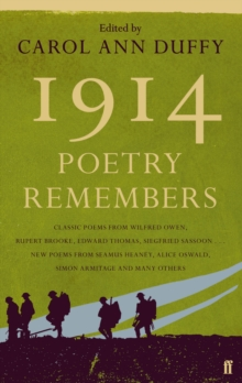 1914: Poetry Remembers, Paperback