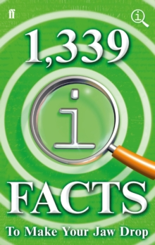 1,339 QI Facts to Make Your Jaw Drop, Hardback