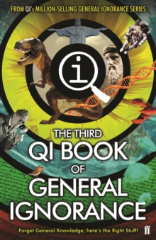 QI: The Third Book of General Ignorance, Paperback Book