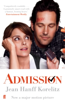 Admission, Paperback Book