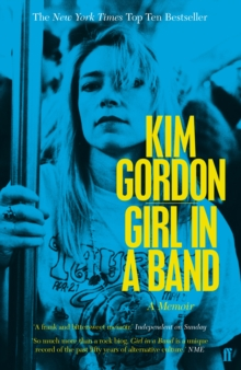 Girl in a Band, Paperback Book