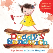 Daddy's Sandwich, Paperback Book